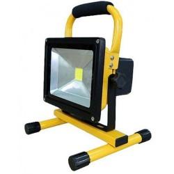 Proiector LED 5W Acumulator si Suport