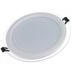 Spot LED 6W Rotund Mat Sticla