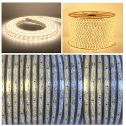Banda LED 5730 120 SMD/ML 3 Functii 220V