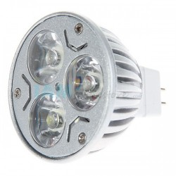 Bec Spot LED MR16 3x1W