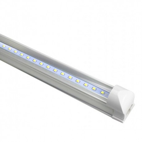 Tub LED T8 Clar Suport Inclus 60cm 9W