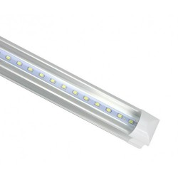 Tub LED T8 Clar Suport Inclus 120cm 18W