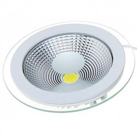 Spot LED 5W Rotund COB Sticla