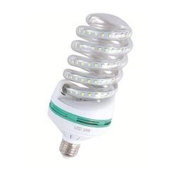 Bec LED E27 24W Spirala