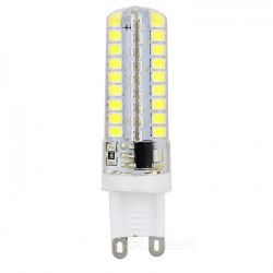 Bec LED G9 7W  Silicon