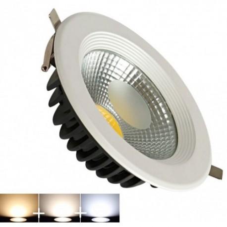 Spot LED 10W COB 3 Functii