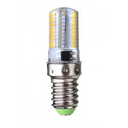Bec LED E14 3W Corn Silicon
