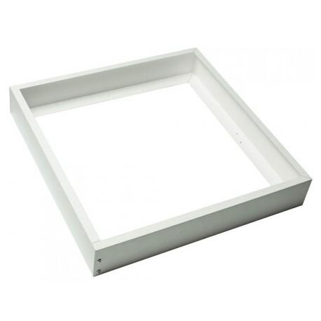 Rama Panou LED 60x60cm Argintie