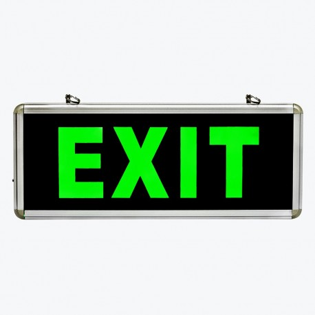 Indicator LED EXIT 1 Fata