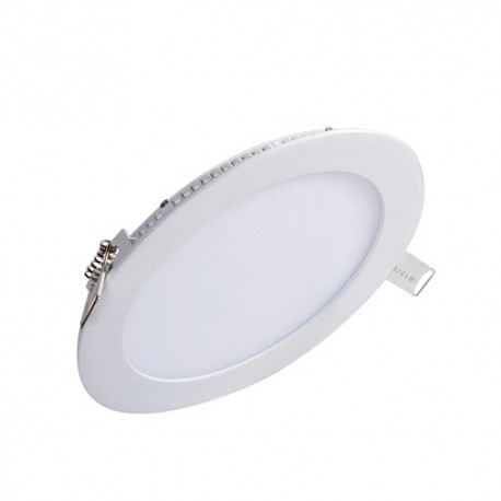 Spot LED 3W Slim Rotund Alb