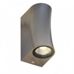 Aplica LED 2x3W Exterior LS401