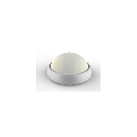 Aplica LED 8W Rotunda Alb Exterior