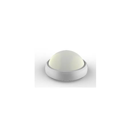 Aplica LED 8W Rotunda Alb Exterior
