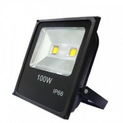 Proiector LED 100W Slim COB