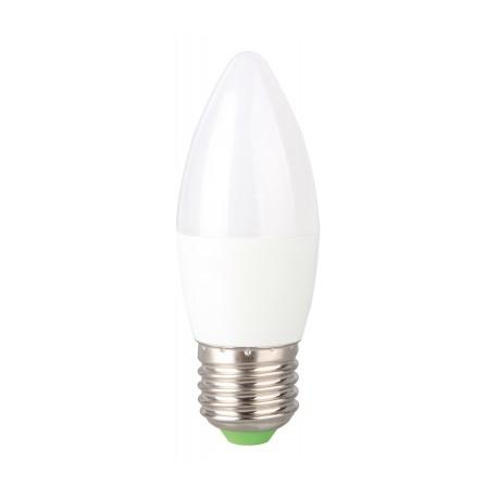 Bec LED E27 6W Lumanare