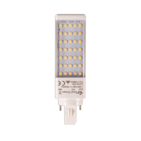 Bec LED G24 7W