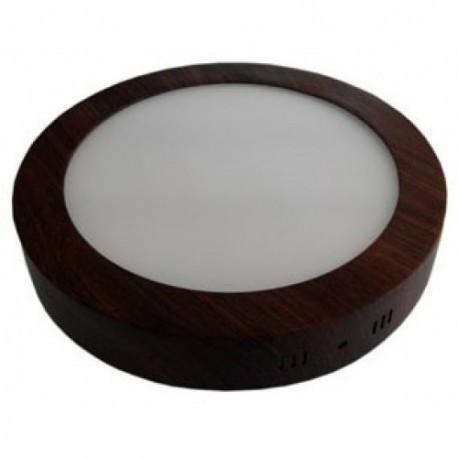 Spot LED 6W Rotund Alb Aplicat