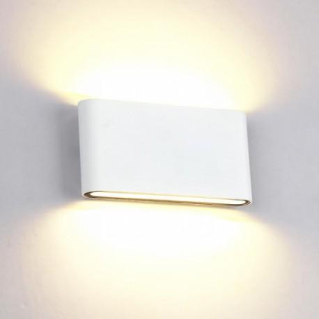 Aplica LED 2x3W Exterior