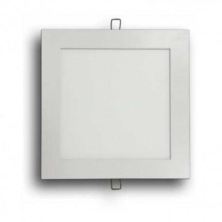 Spot LED 3W Slim Patrat Alb
