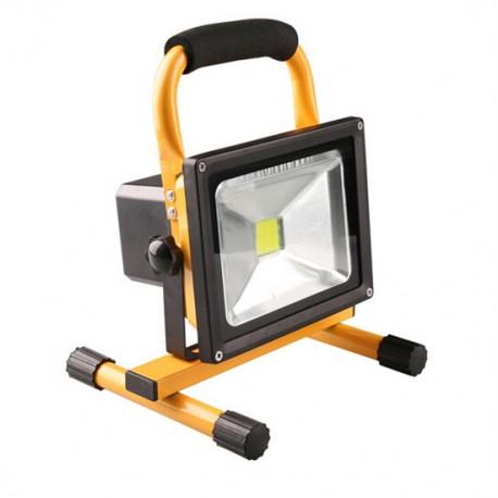 Proiector LED 30W Cu Acumulator Slim
