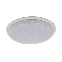 Plafoniera LED Brilliance 24W Rotunda Incastrat