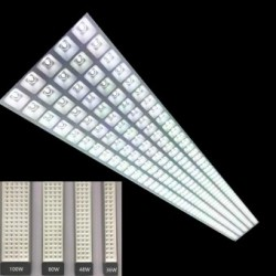 Corp Iluminat LED 100W 120cm A8 Interior