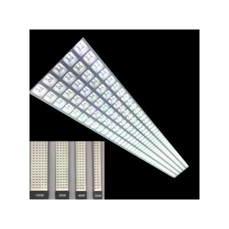 Corp Iluminat LED 36W 120cm A8 Interior