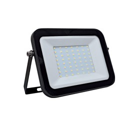 Proiector LED 10W Ultraslim Negru