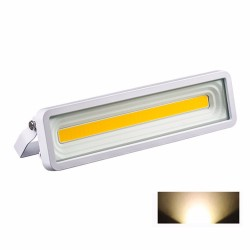 Proiector LED 50W Slim Alb COB FULL