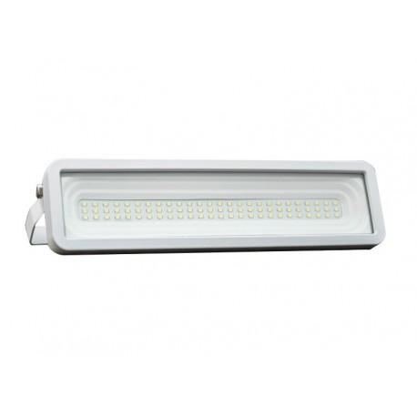 Proiector LED 50W Slim Alb COB FULL