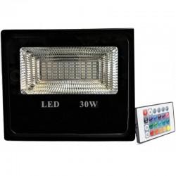 Proiector LED 30W Slim SMD RGB