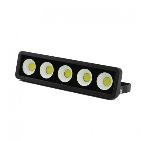 Proiector LED 50W Slim Negru COB