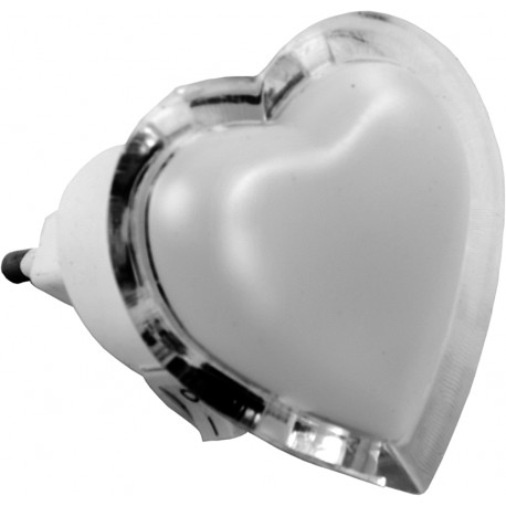 Lampa de Veghe cu LED Forma Inima