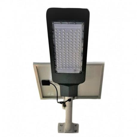 Lampa LED Iluminat Stradal 100W Solara cu Brat Inclus