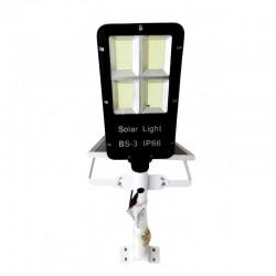 Lampa LED Iluminat Stradal 125W Solara cu Brat Inclus