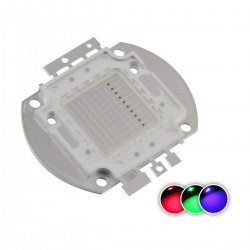 Chip LED 30W RGB