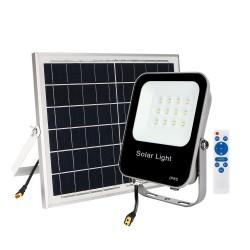 Proiector LED 60W cu Panou Solar si Telecomanda Multiled