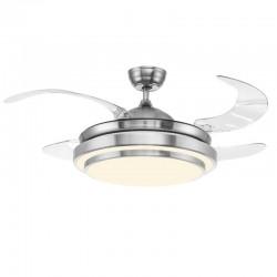 Lustra LED 100W cu Ventilator si Telecomanda