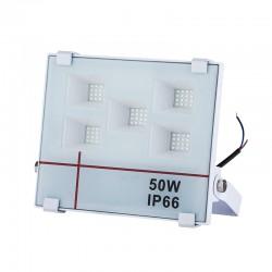 Proiector LED 50W Alb Slim,5 module, IP65