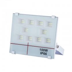 Proiector LED 10W Alb Slim,10 module, IP65