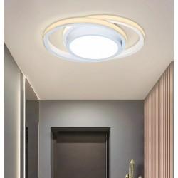 Aplica LED 30W Circle Design 3 Functii