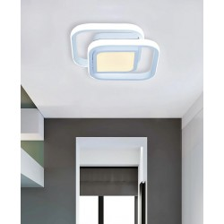 Aplica LED 30W Square Design 3 Functii