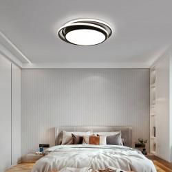 Lustra LED Circle Round 130W Rotunda 3 Functii