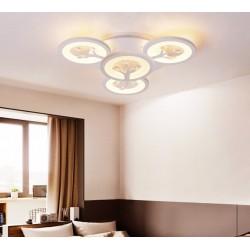 Lustra LED 40W T213/3+1 Dimabila cu Telecomanda