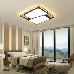 Lustra LED 130W Eglos Cu Telecomanda 3 Functii