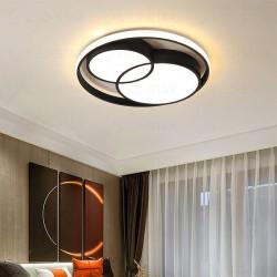 Lustra LED 130W Eglos 2 Cu Telecomanda 3 Functii