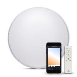 Plafoniera LED Smart 36W Zahara Rotunda