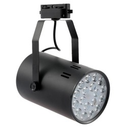 Spot LED Magazin 18x1W Alb