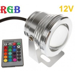 Spot LED Exterior Lupa 10W 12V