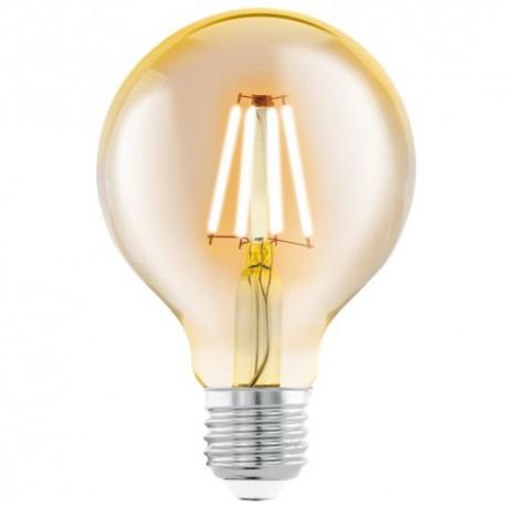 Bec LED Vintage E27 Glob G80
